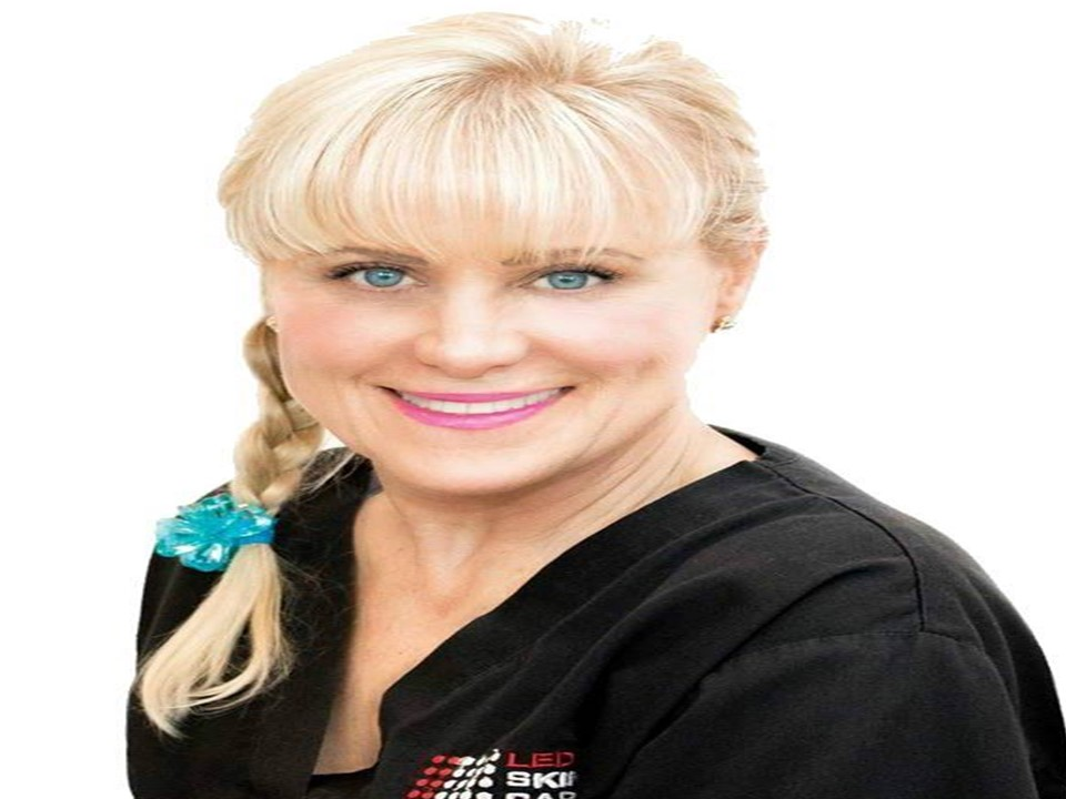 Vicki Knutson owner and founder of LED skin Care