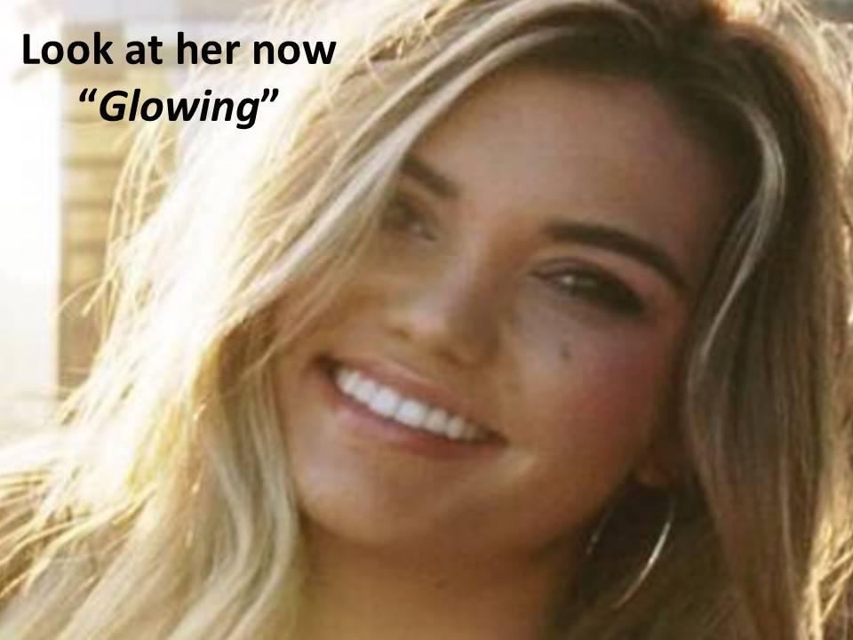 Hannah Glowing