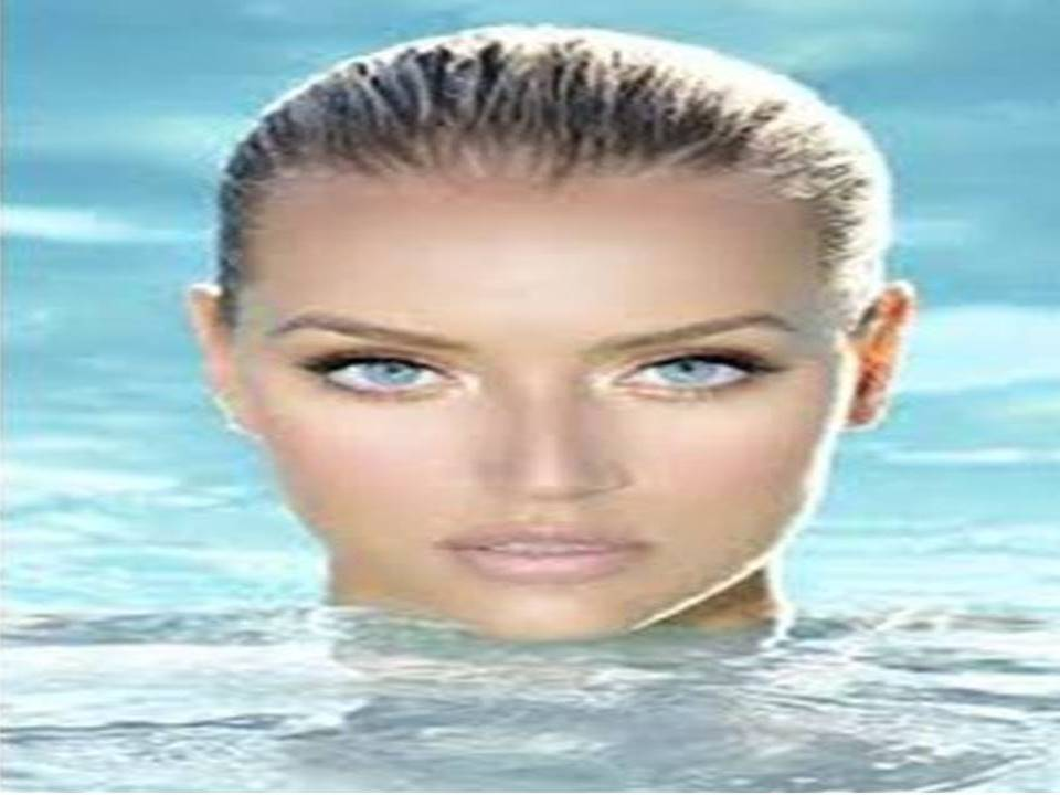 LED Glow and lift facial LED skin Care Spa