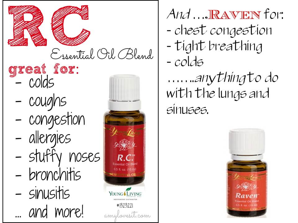 RC Oil and Raven Oils