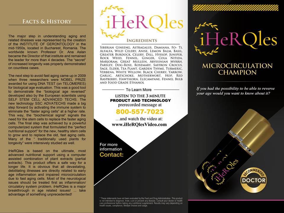 Telomerers iHerQules